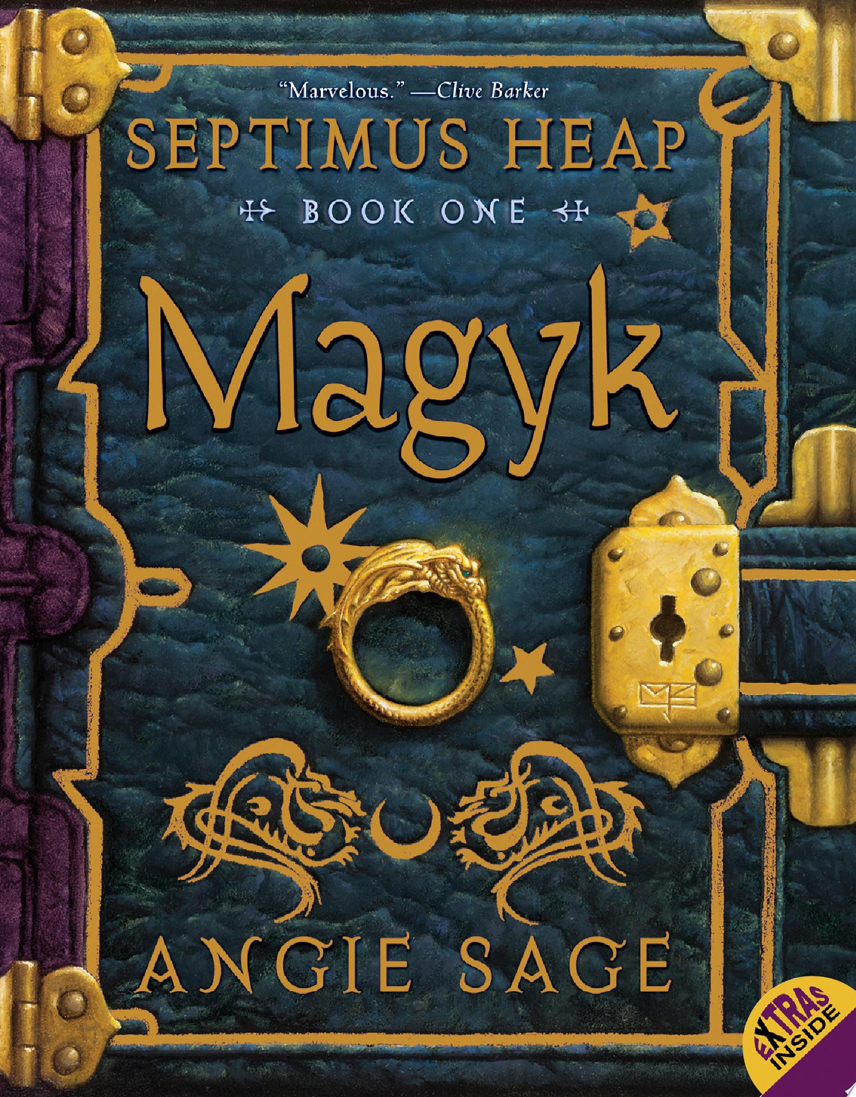 "Image for ""Septimus Heap, Book One: Magyk"""