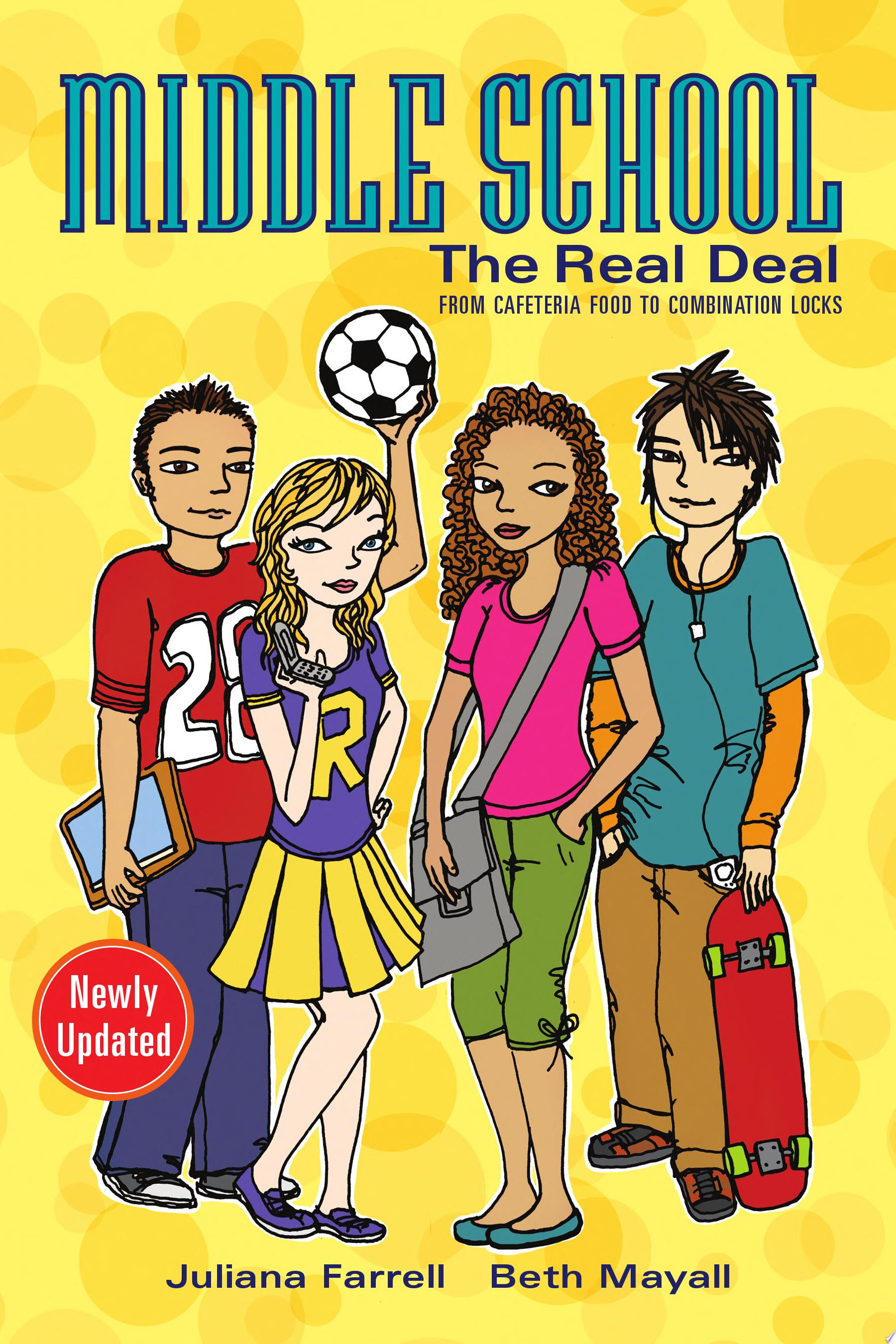 "Image for ""Middle School: The Real Deal (revised edition)"""