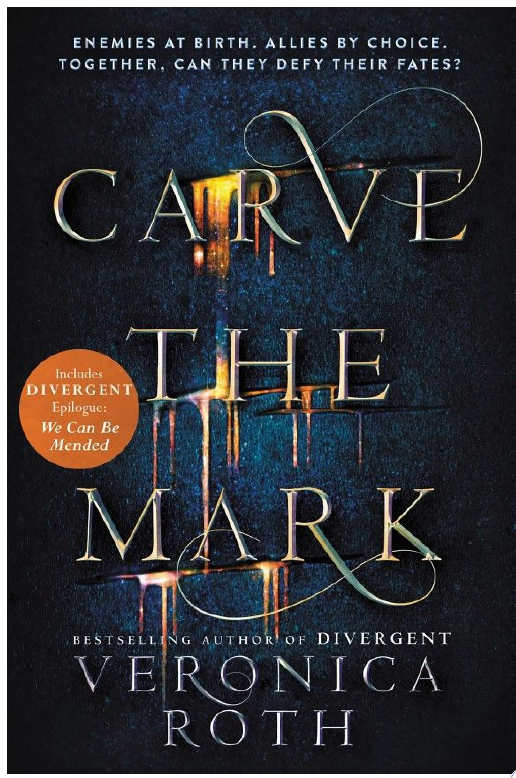 "Image for ""Carve the Mark"""