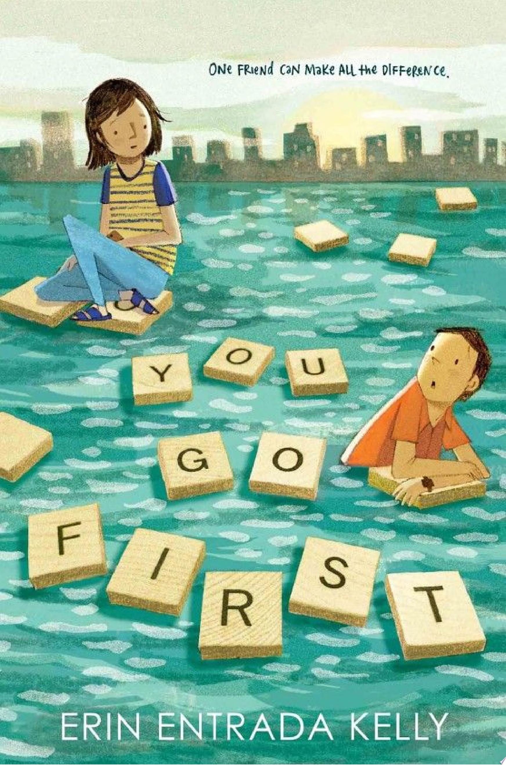 "Image for ""You Go First"""