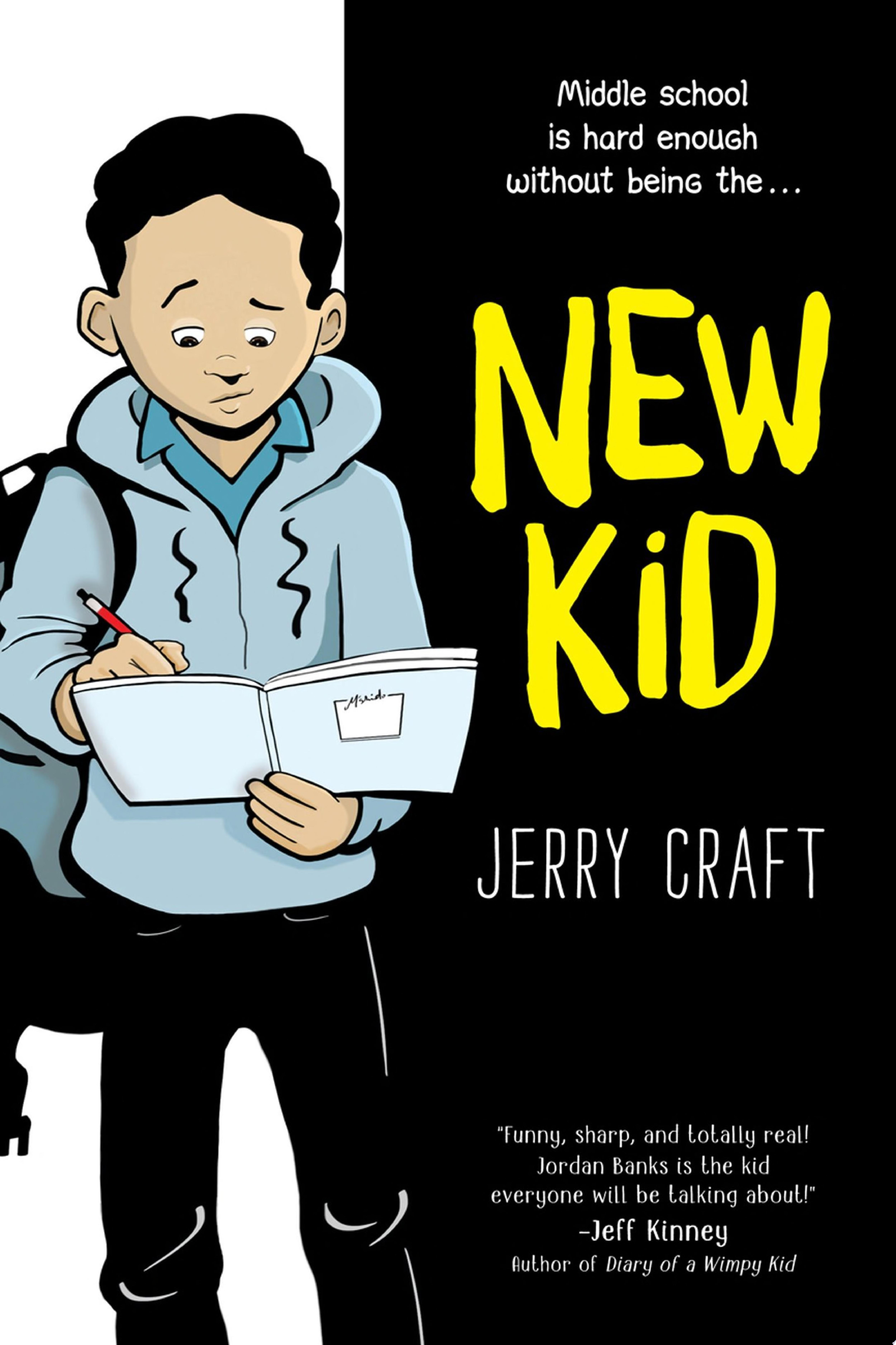 "Image for ""New Kid"""