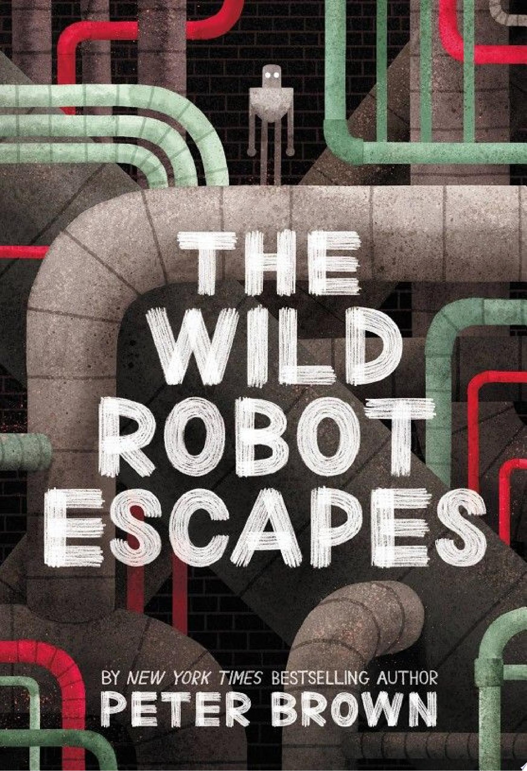 "Image for ""The Wild Robot Escapes"""
