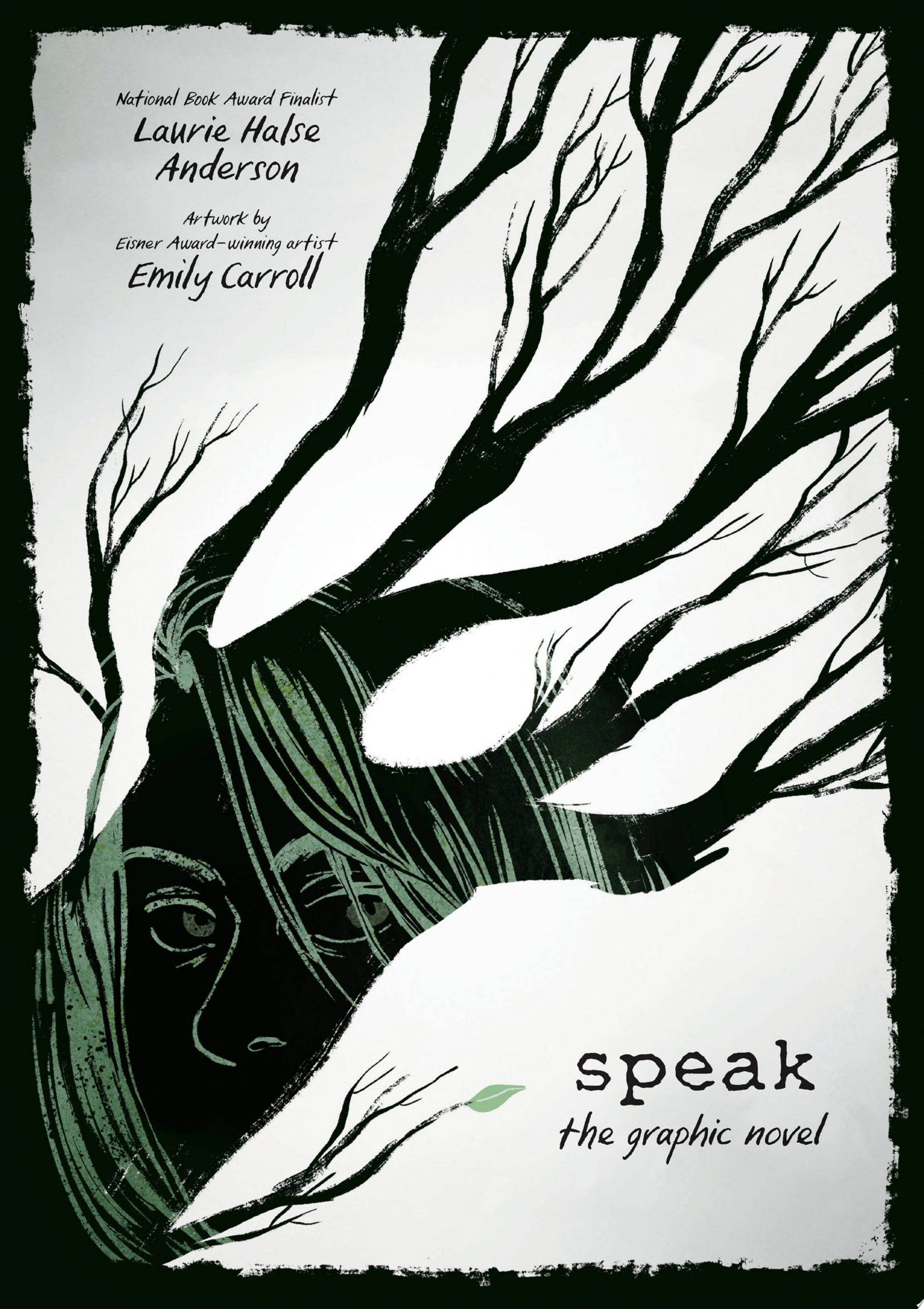 "Image for ""Speak: The Graphic Novel"""