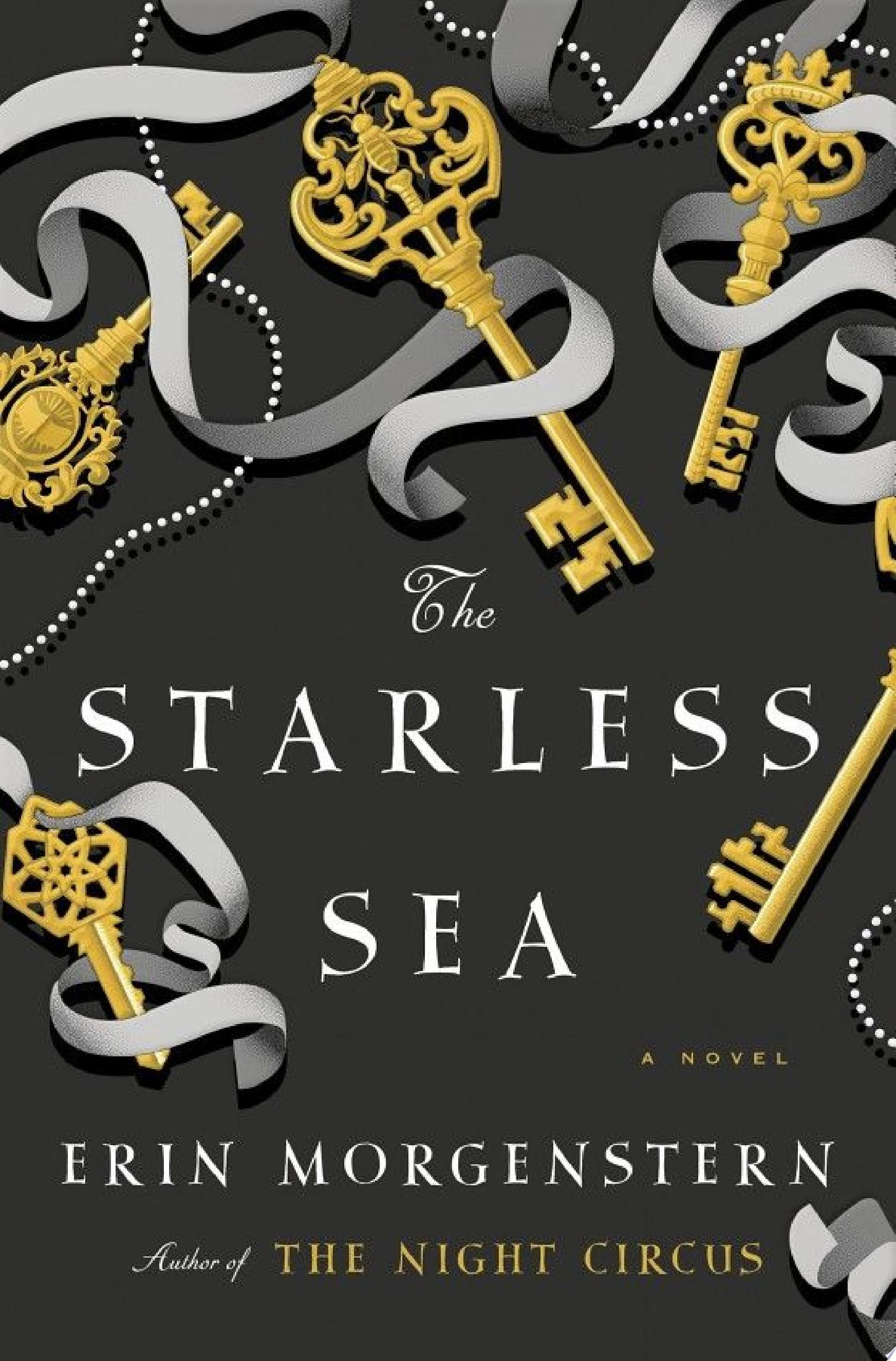 "Image for ""The Starless Sea"""