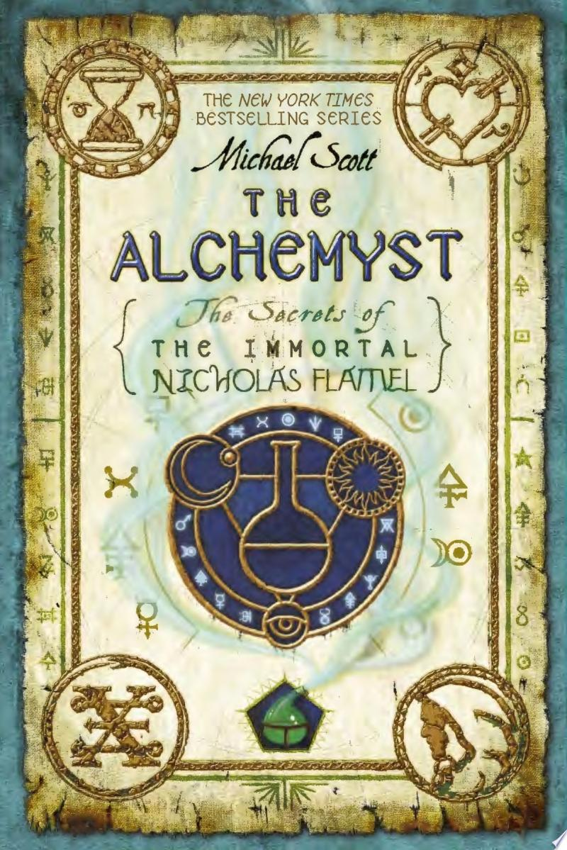 "Image for ""The Alchemyst"""