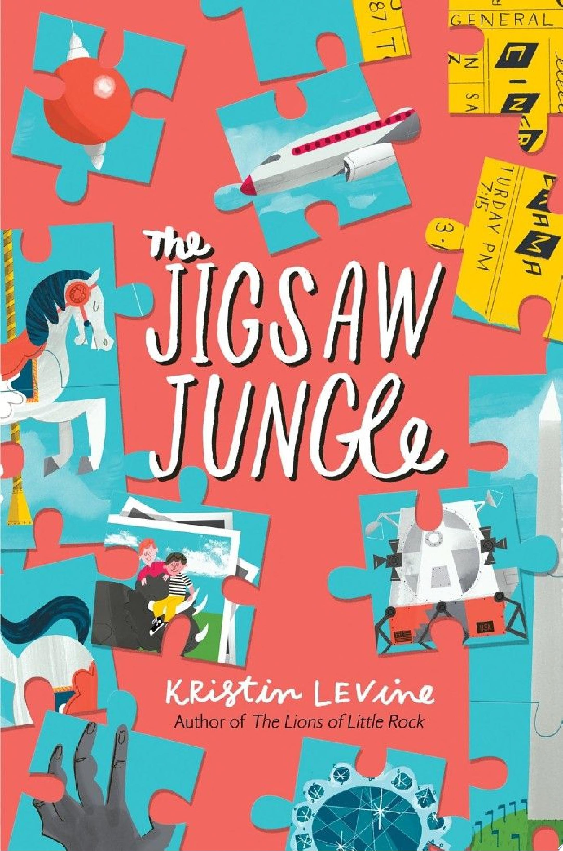 "Image for ""The Jigsaw Jungle"""