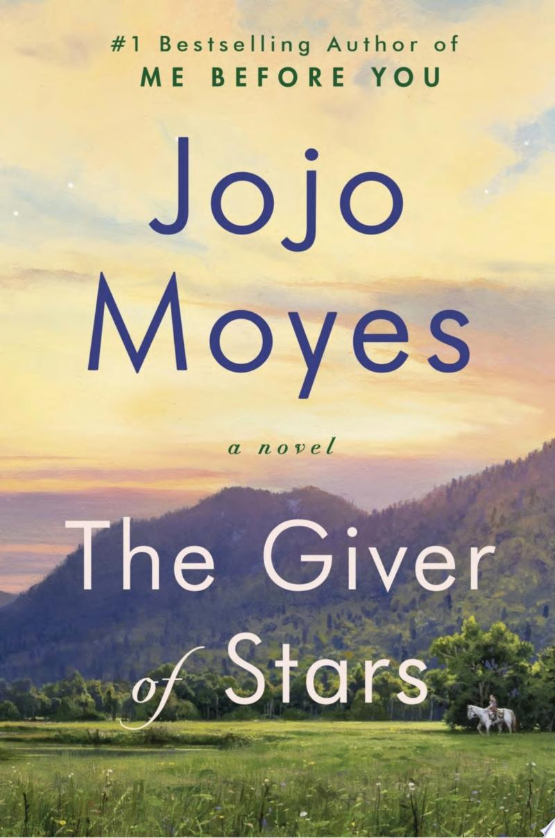 "Image for ""The Giver of Stars"""