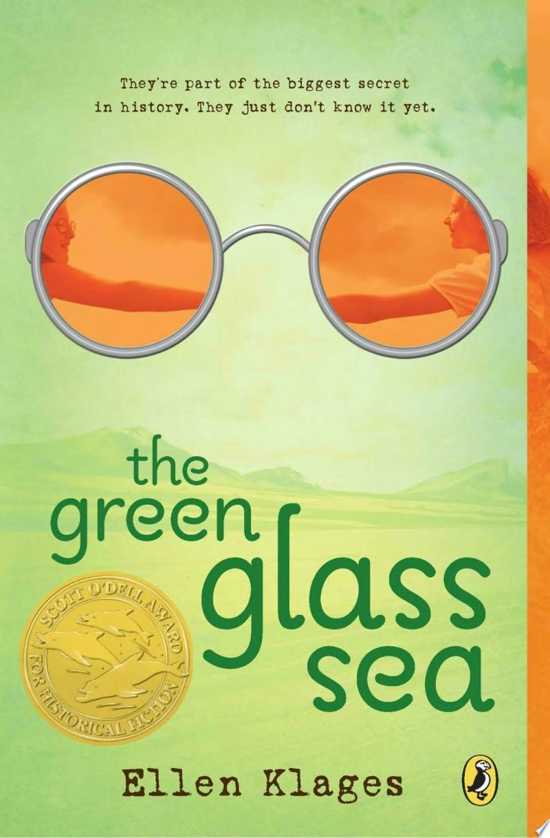 "Image for ""The Green Glass Sea"""