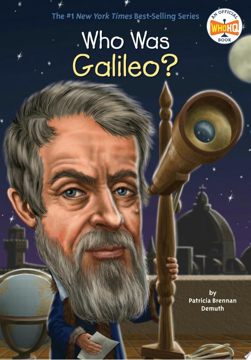 "Image for ""Who Was Galileo?"""