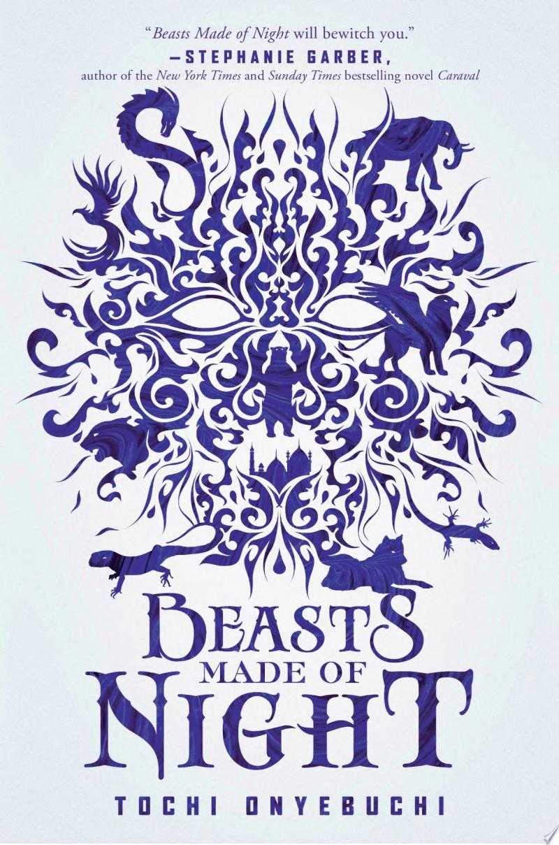 "Image for ""Beasts Made of Night"""