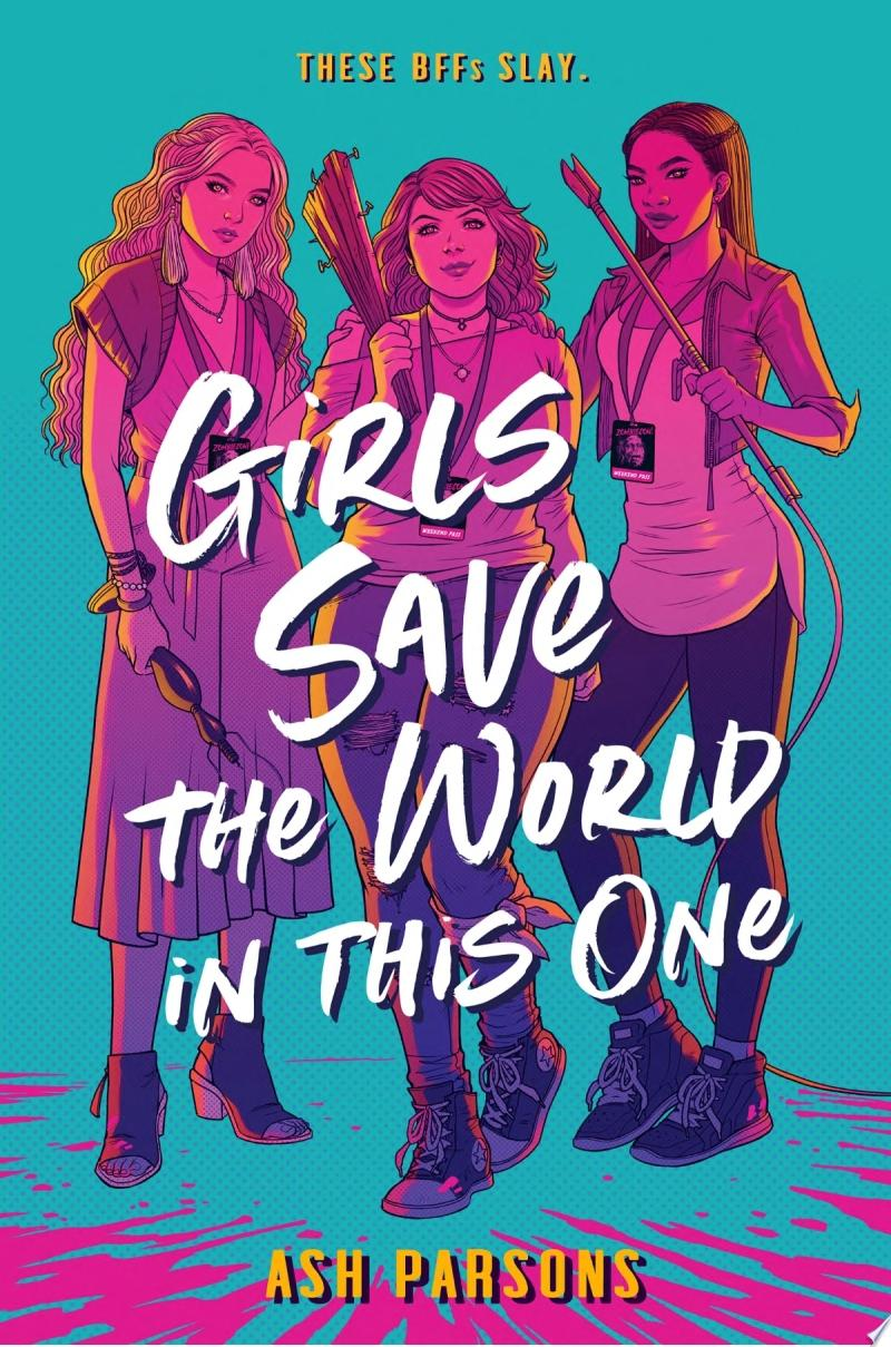 "Image for ""Girls Save the World in This One"""