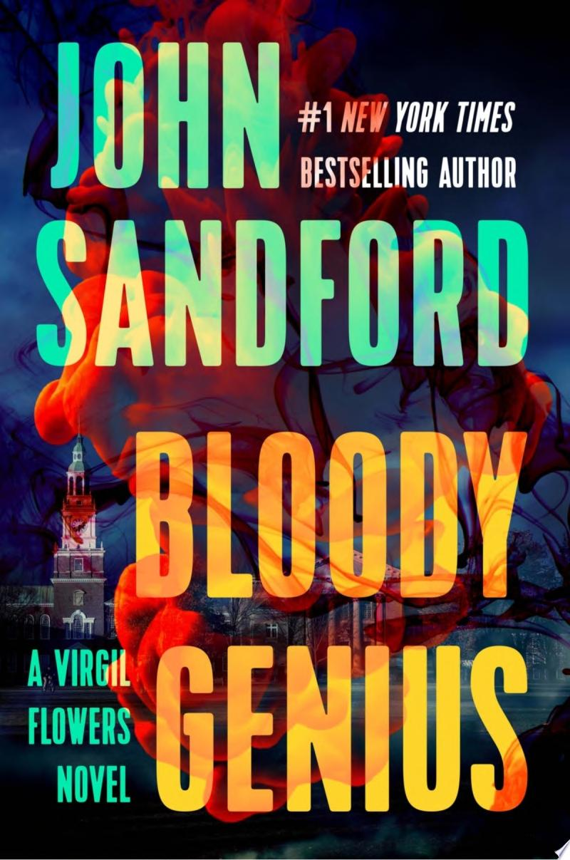 "Image for ""Bloody Genius"""