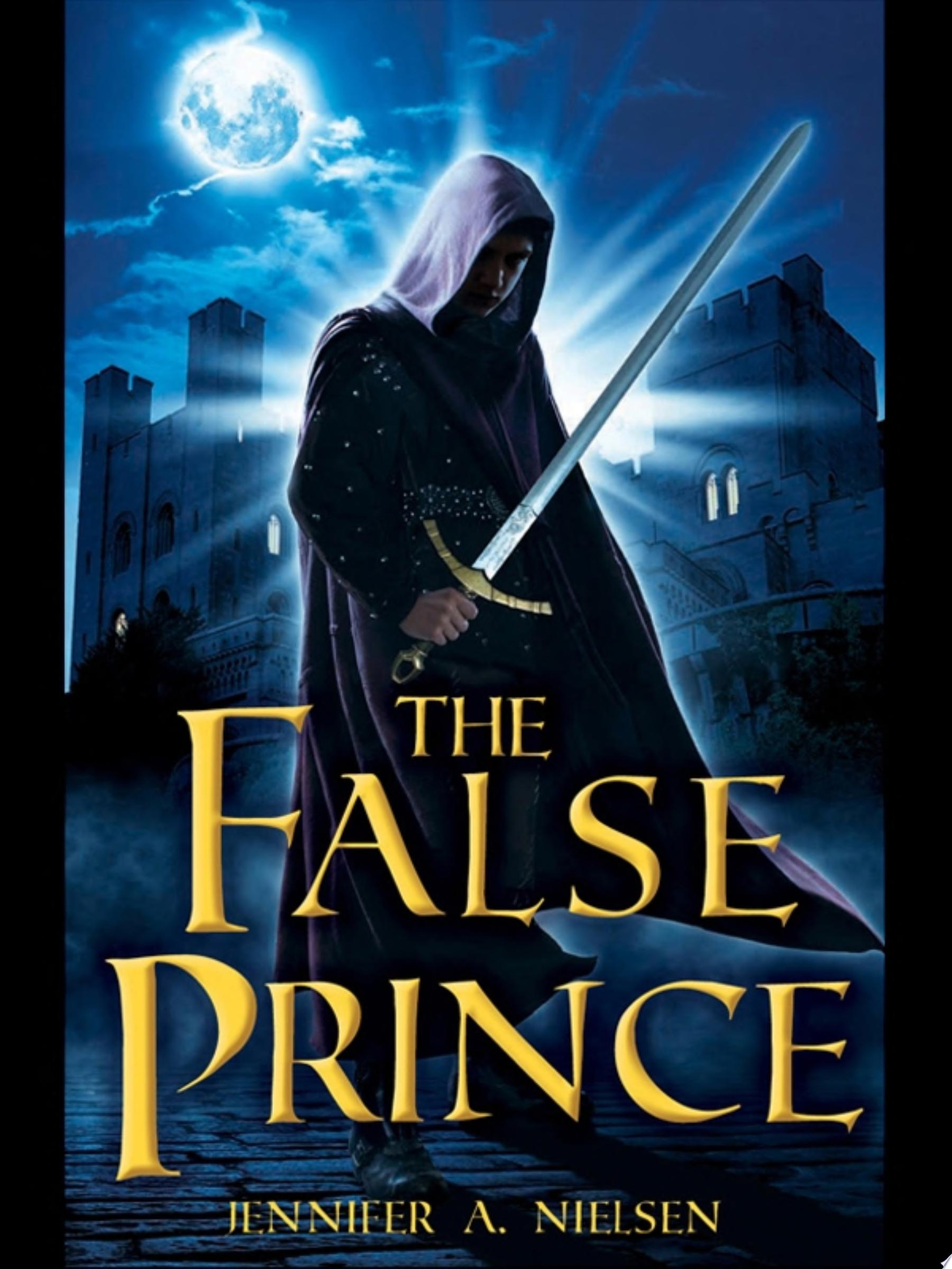 "Image for ""The False Prince"""
