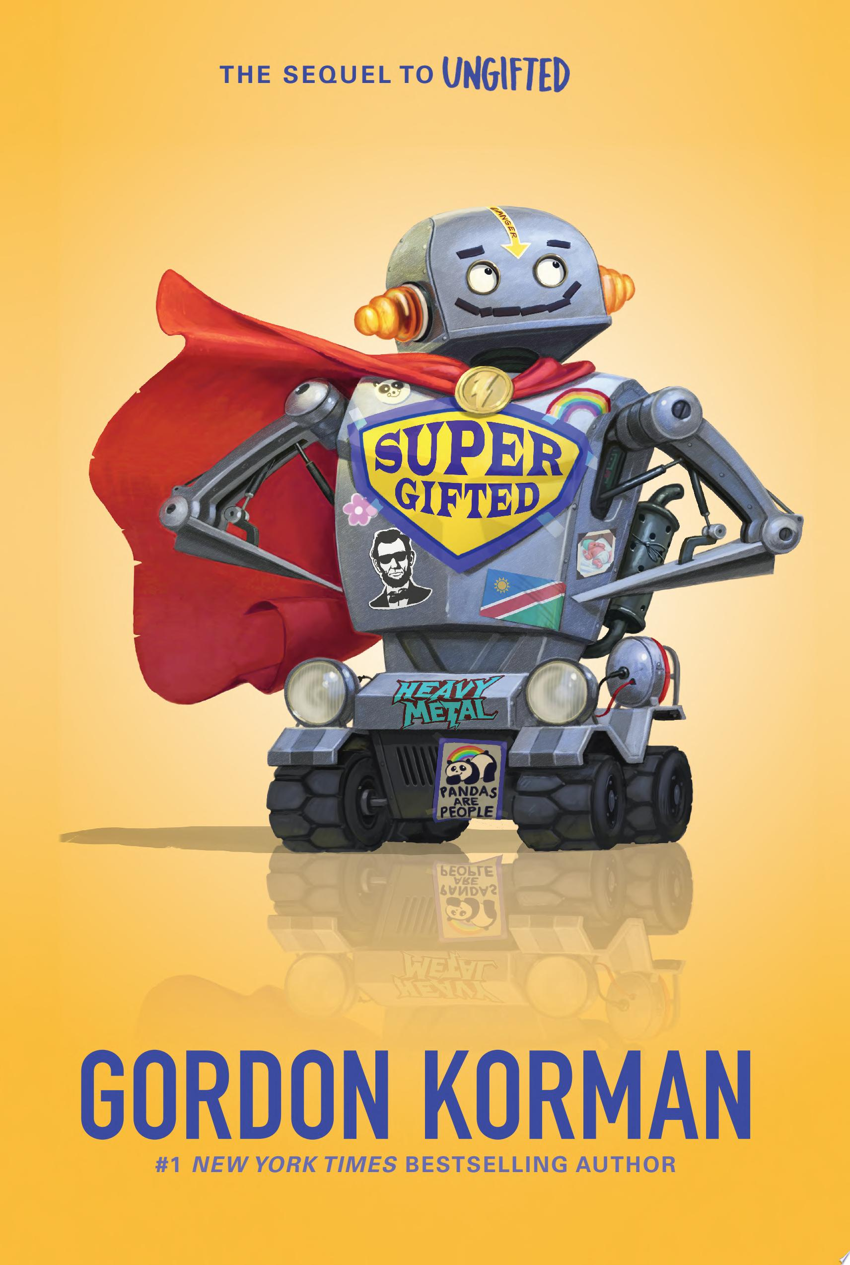 "Image for ""Supergifted"""