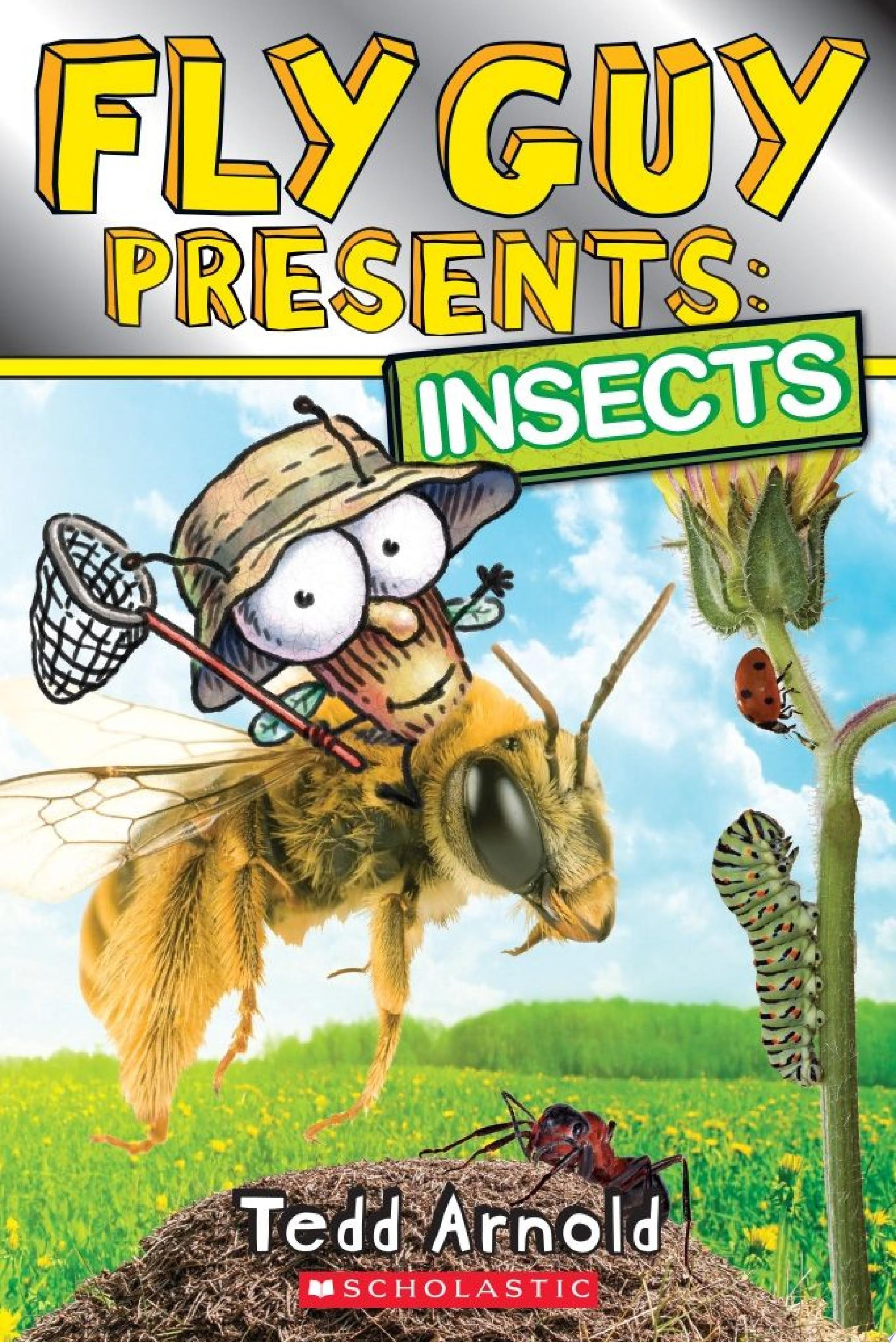 "Image for ""Fly Guy Presents: Insects (Scholastic Reader, Level 2)"""