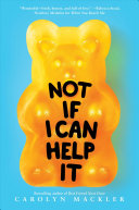 "Image for ""Not If I Can Help It"""