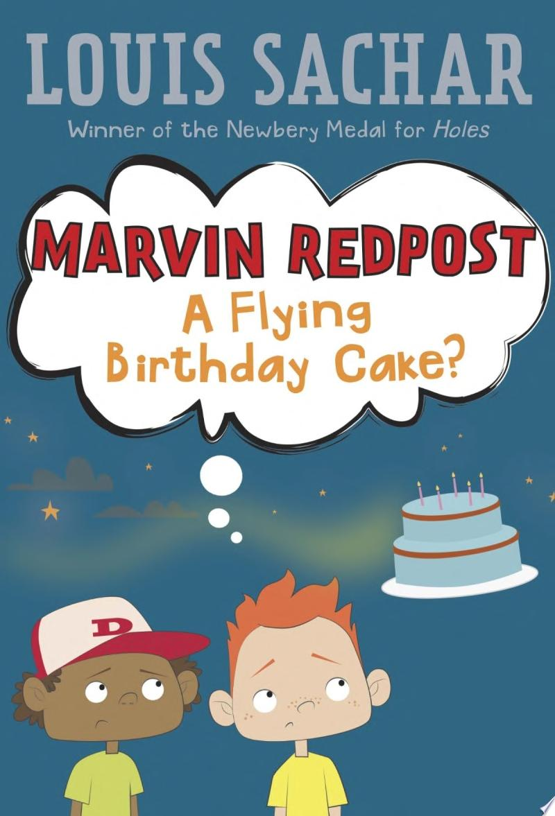 "Image for ""A Flying Birthday Cake?"""