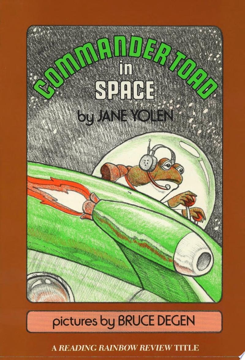 "Image for ""Commander Toad in Space"""
