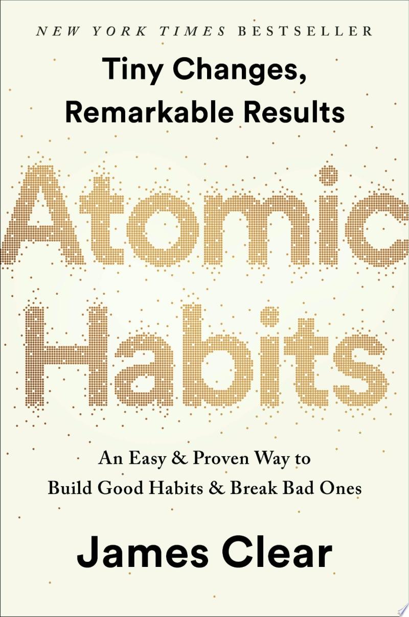 "Image for ""Atomic Habits"""