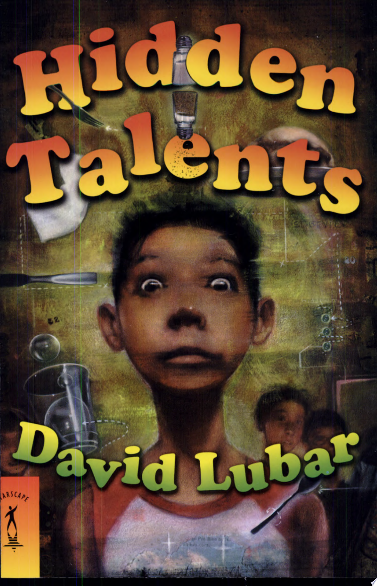 "Image for ""Hidden Talents"""