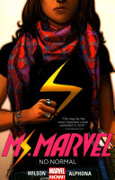 "Image for ""Ms. Marvel Volume 1"""