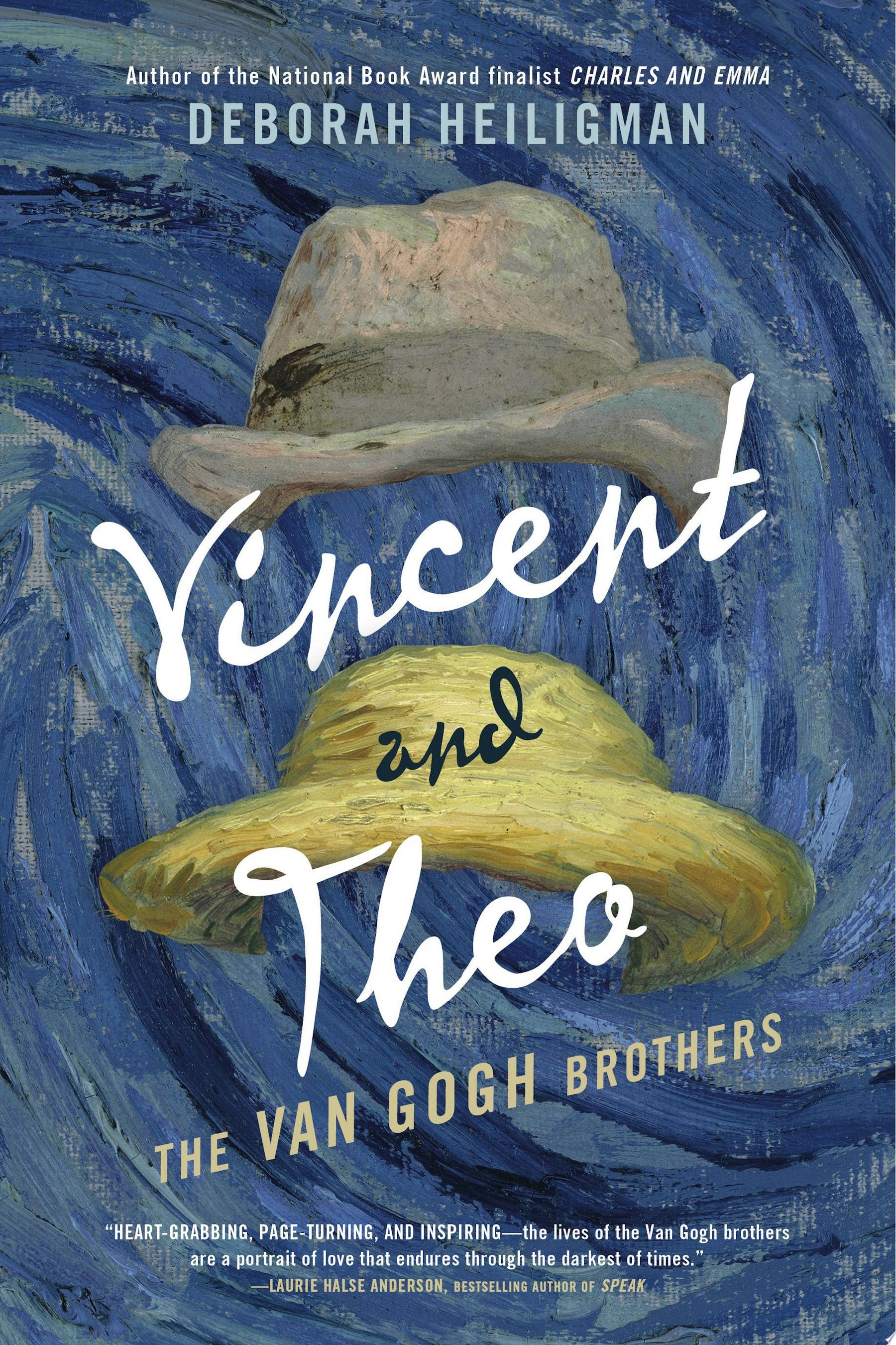 "Image for ""Vincent and Theo"""