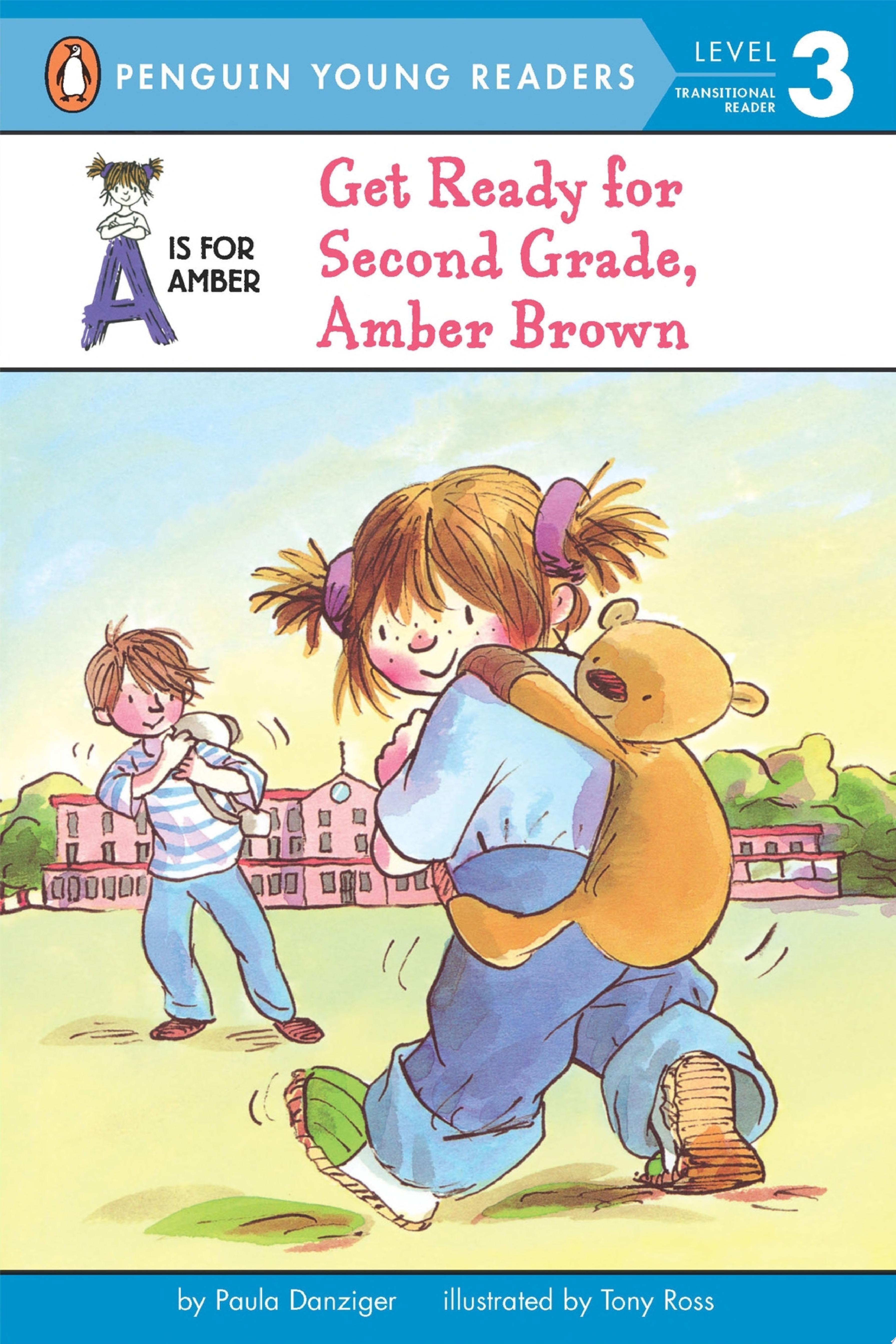 "Image for ""Get Ready for Second Grade, Amber Brown"""