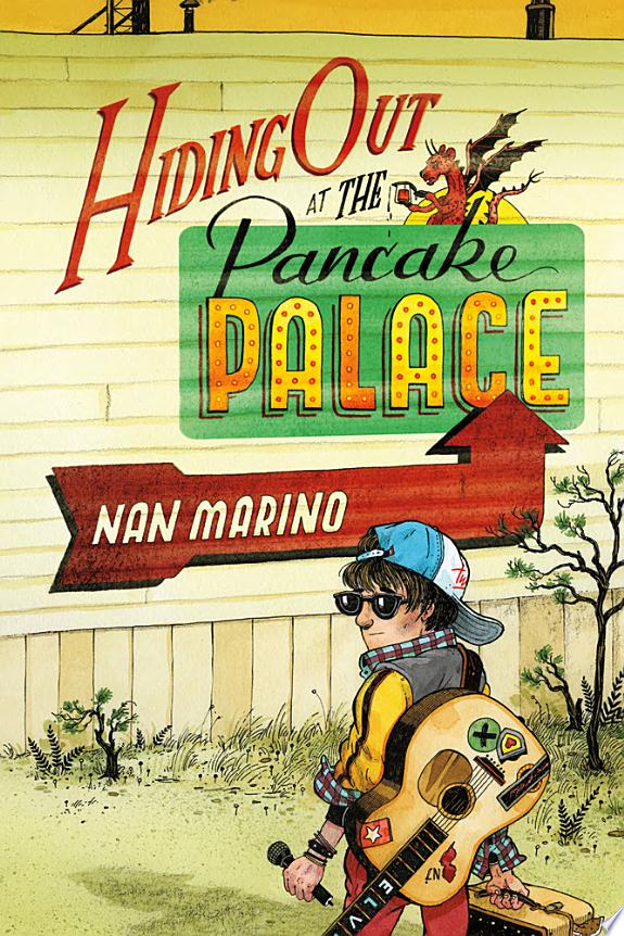 "Image for ""Hiding Out at the Pancake Palace"""