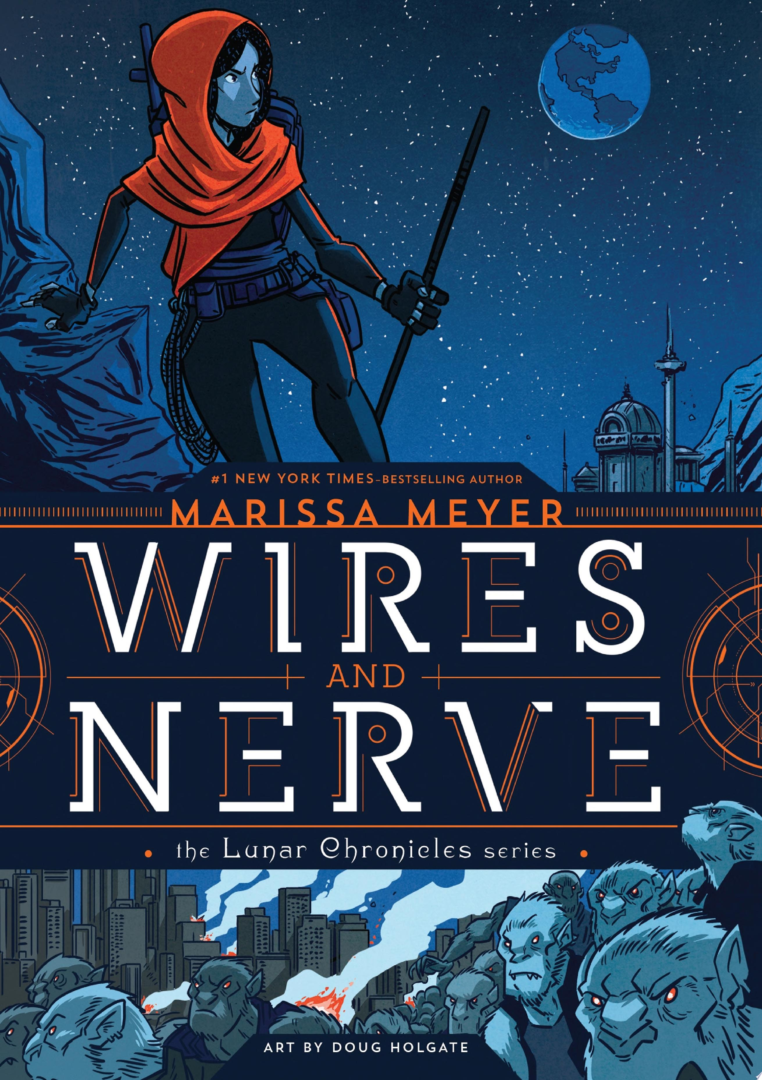 "Image for ""Wires and Nerve"""