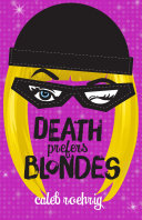 "Image for ""Death Prefers Blondes"""