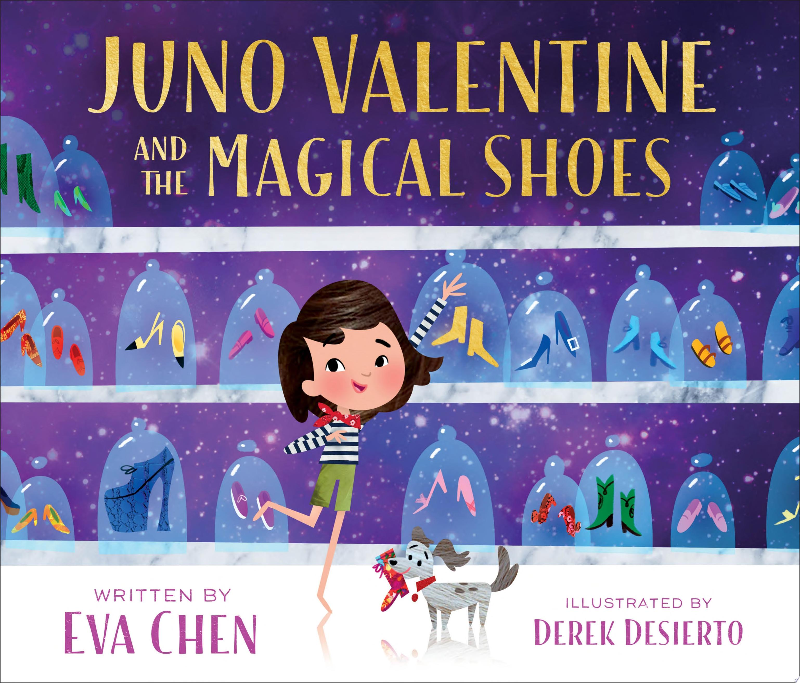 "Image for ""Juno Valentine and the Magical Shoes"""