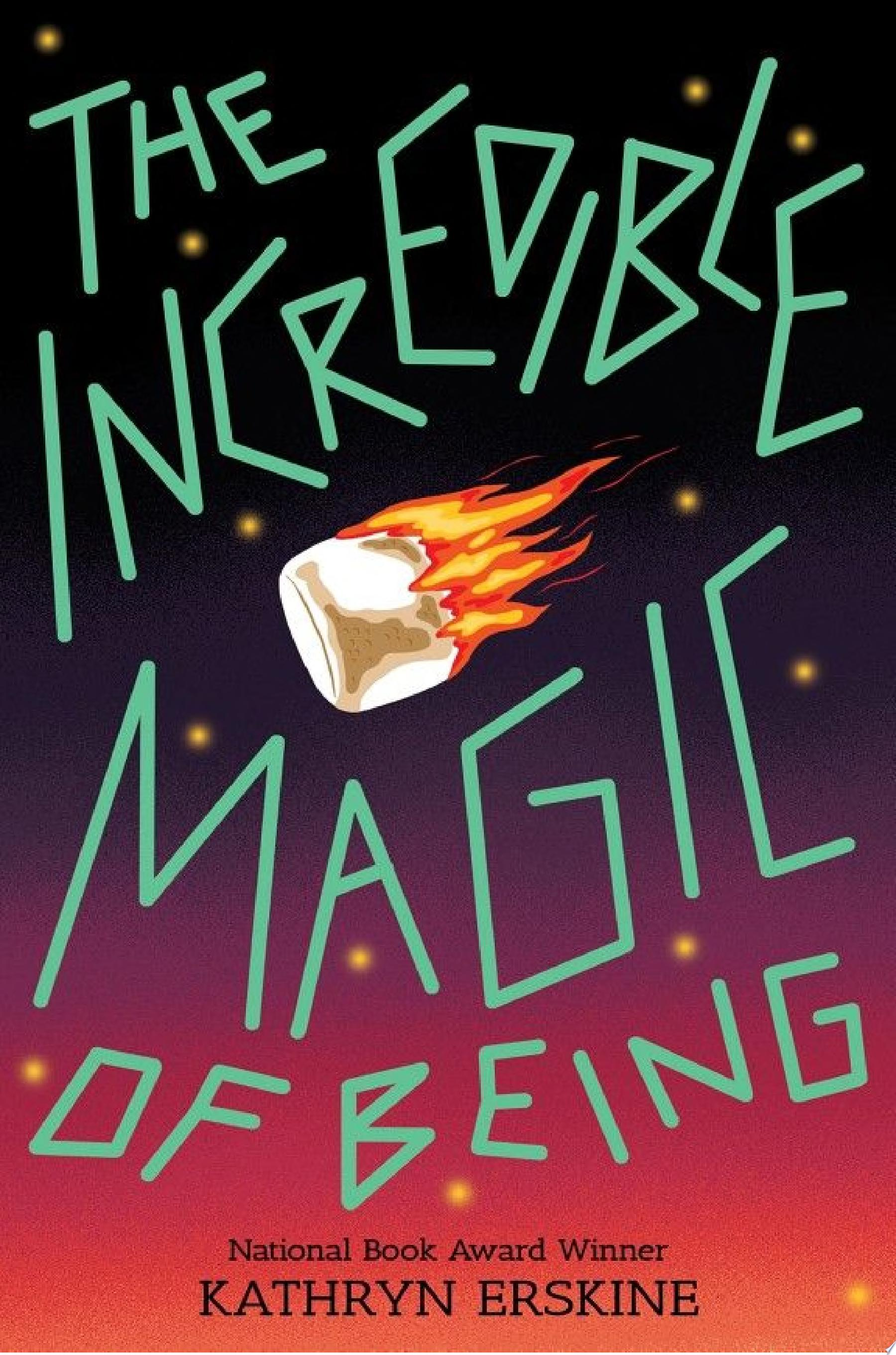"Image for ""The Incredible Magic of Being"""