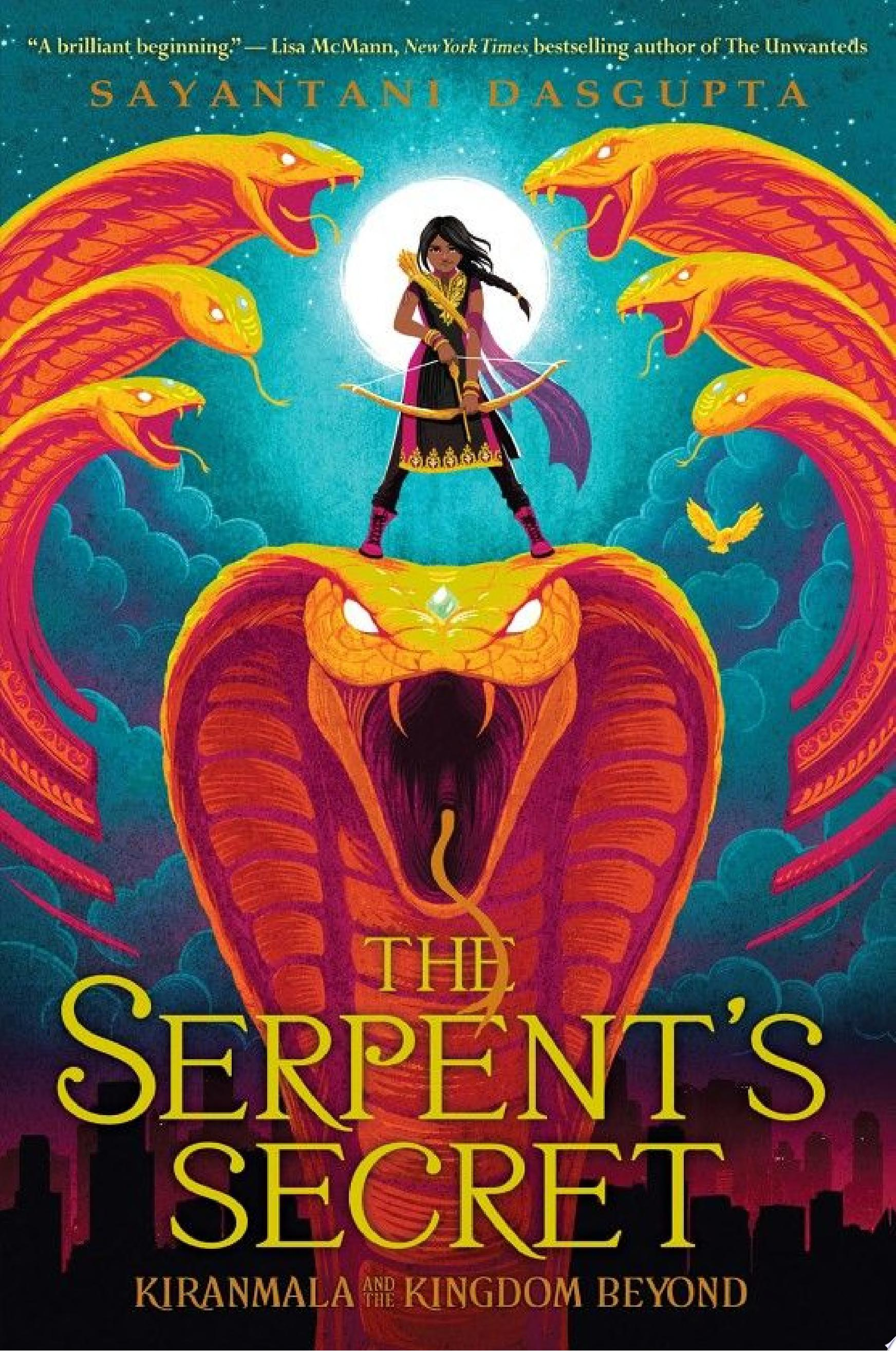 "Image for ""The Serpent's Secret (Kiranmala and the Kingdom Beyond #1)"""