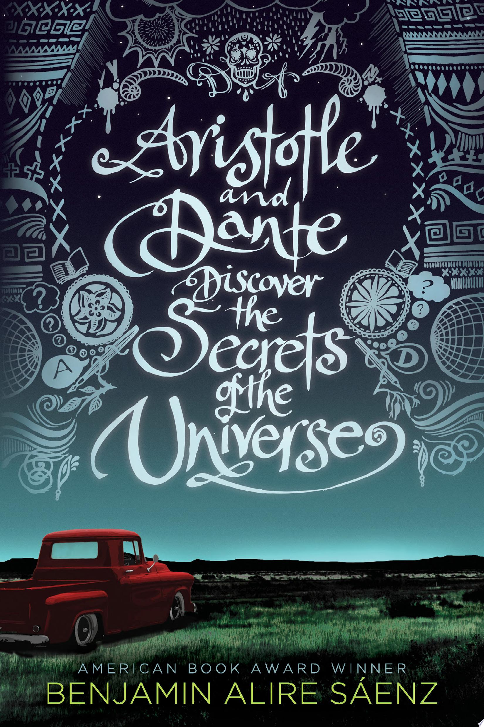 "Image for ""Aristotle and Dante Discover the Secrets of the Universe"""