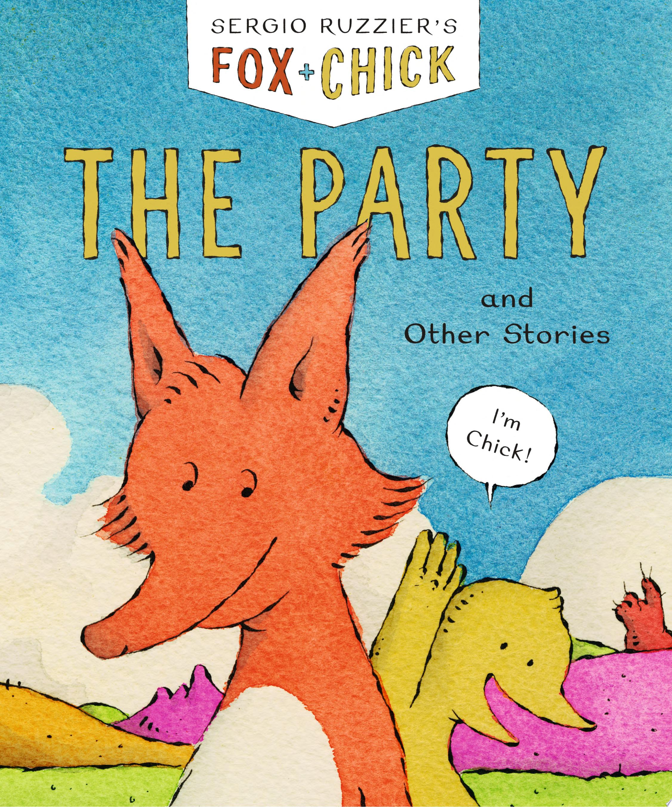 "Image for ""Fox & Chick: The Party"""