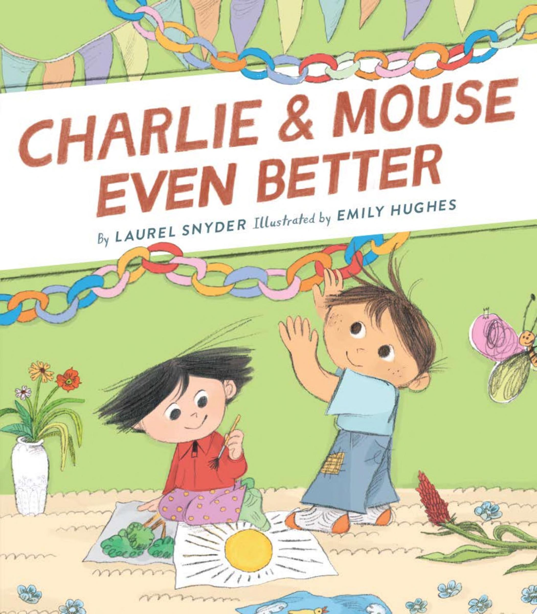 "Image for ""Charlie & Mouse Even Better"""