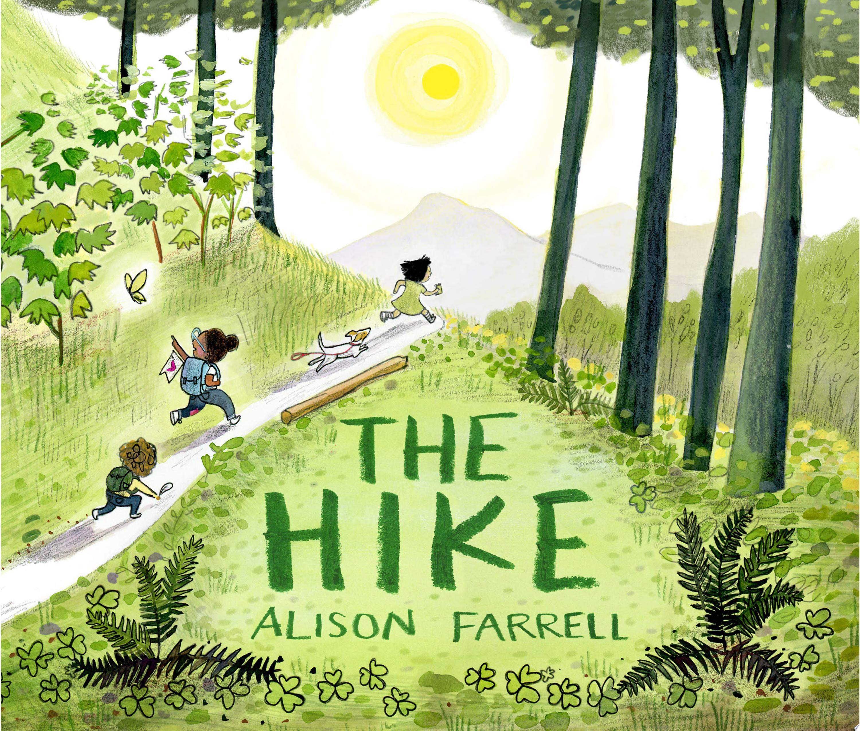 "Image for ""The Hike"""