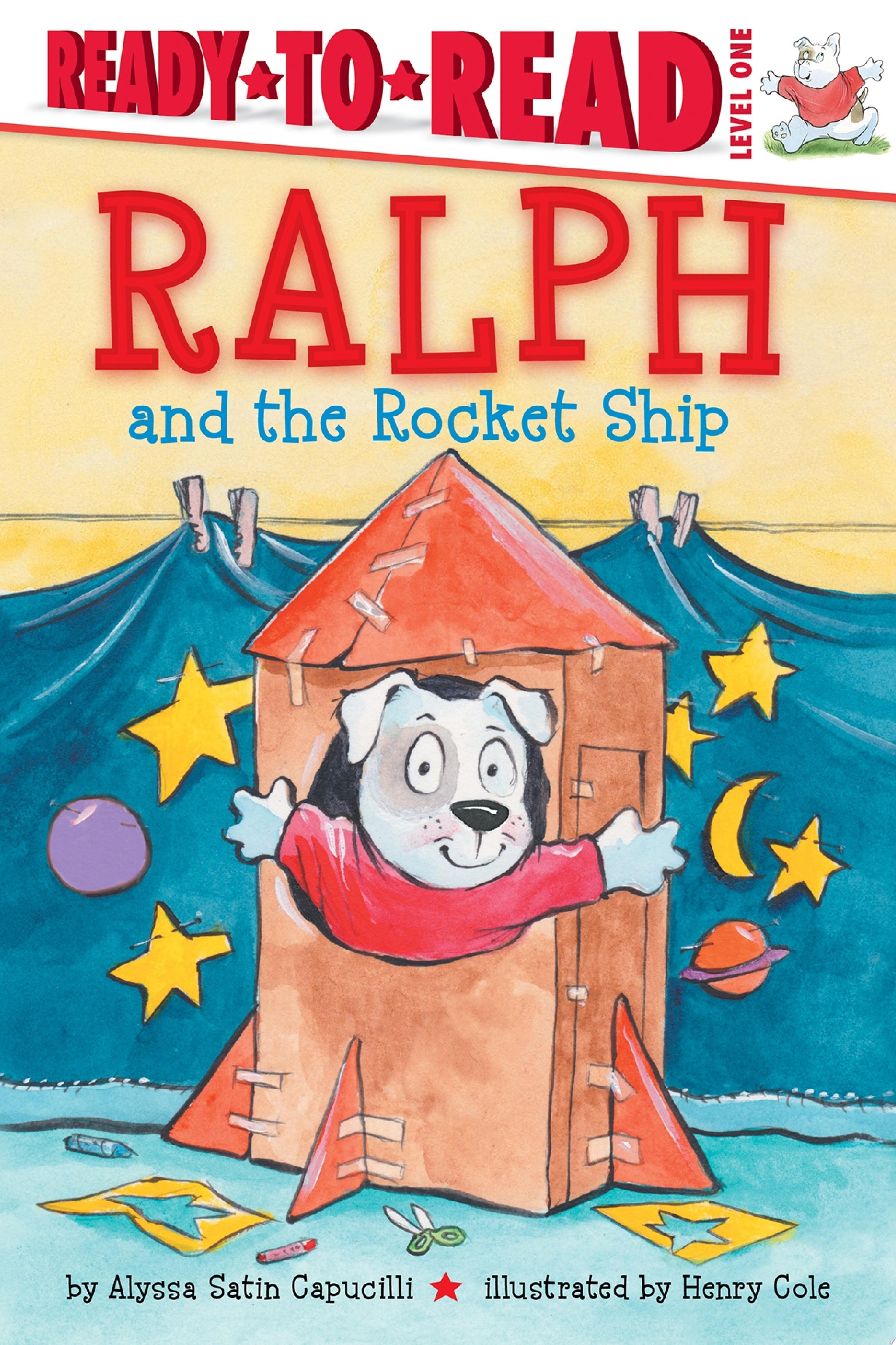 "Image for ""Ralph and the Rocket Ship"""