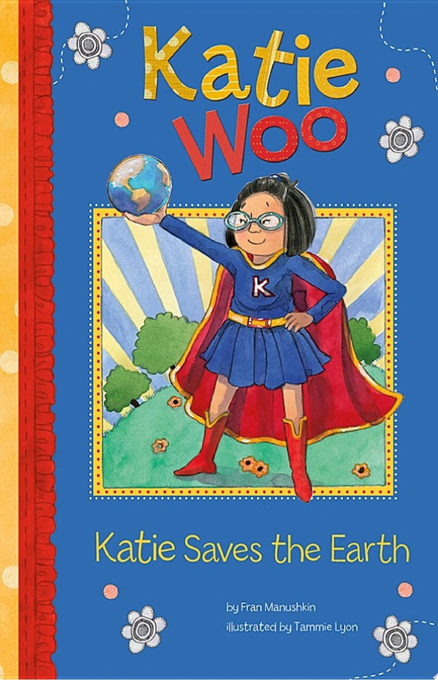 "Image for ""Katie Saves the Earth"""