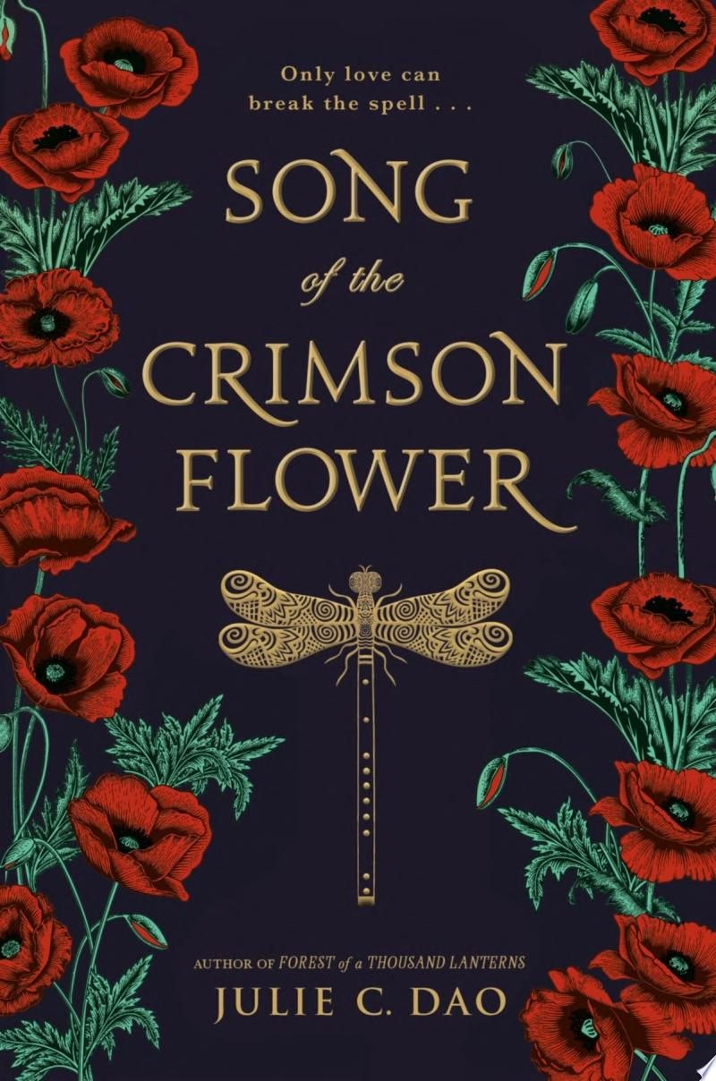 "Image for ""Song of the Crimson Flower"""