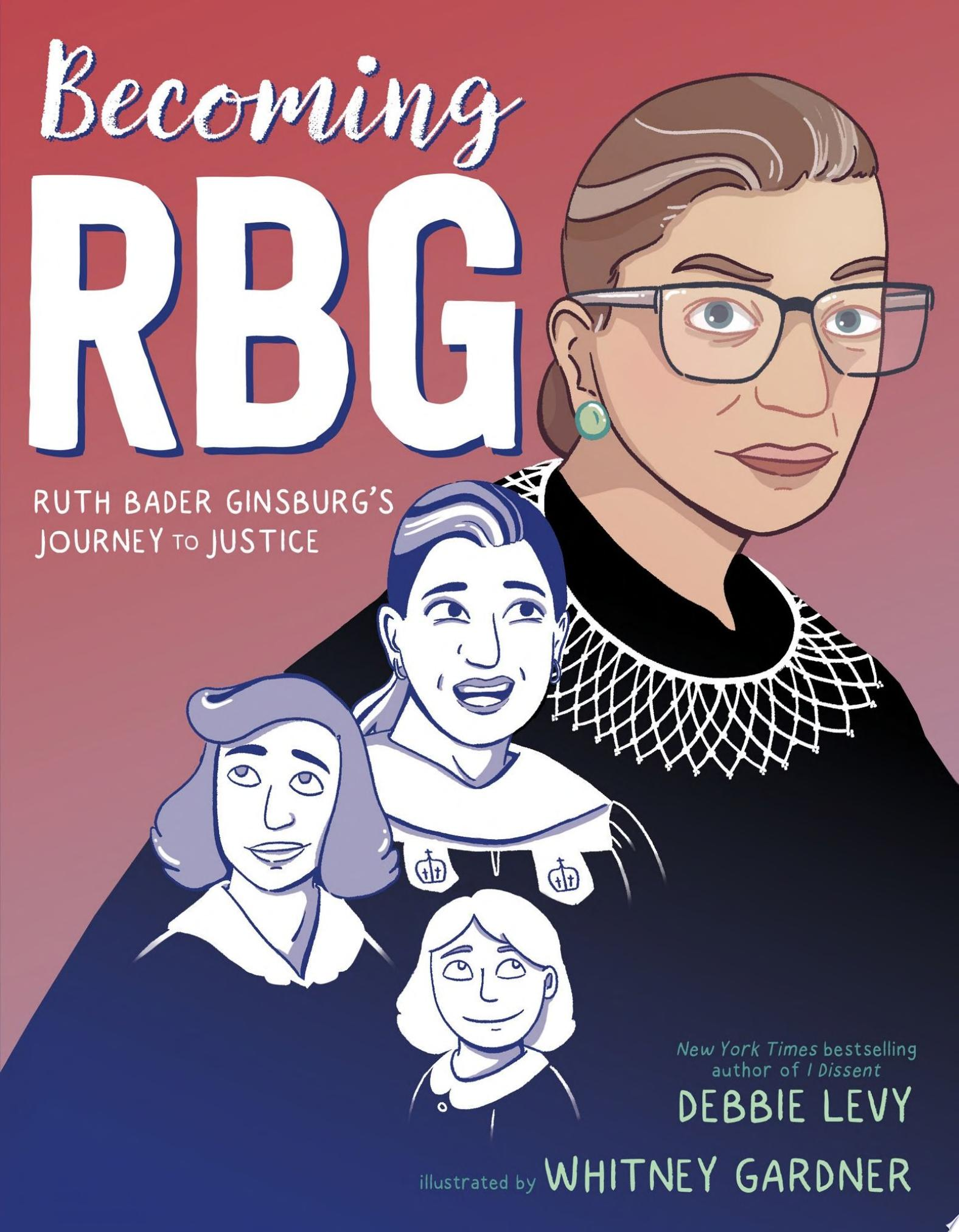 "Image for ""Becoming RBG"""