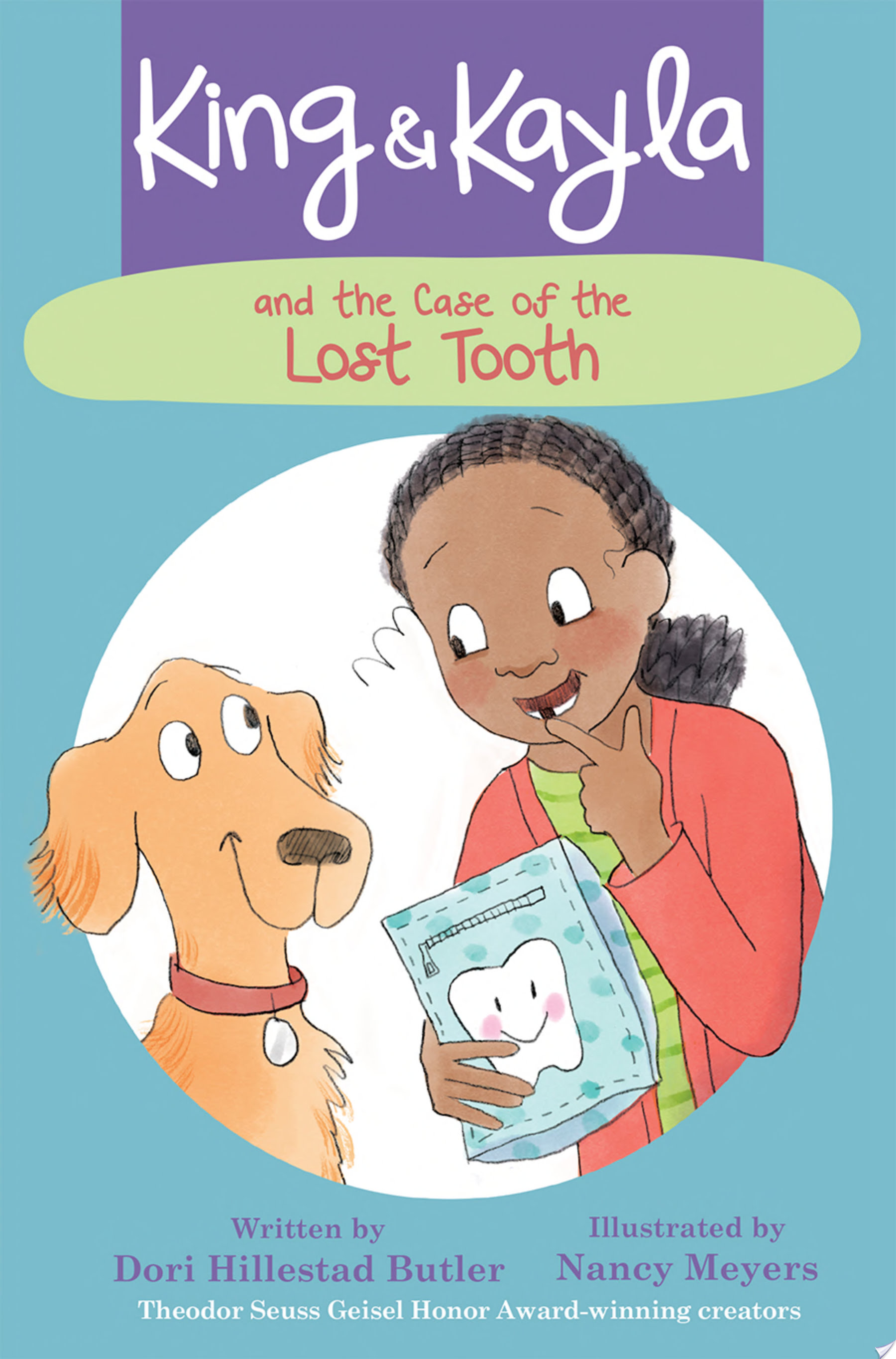 "Image for ""King & Kayla and the Case of the Lost Tooth"""