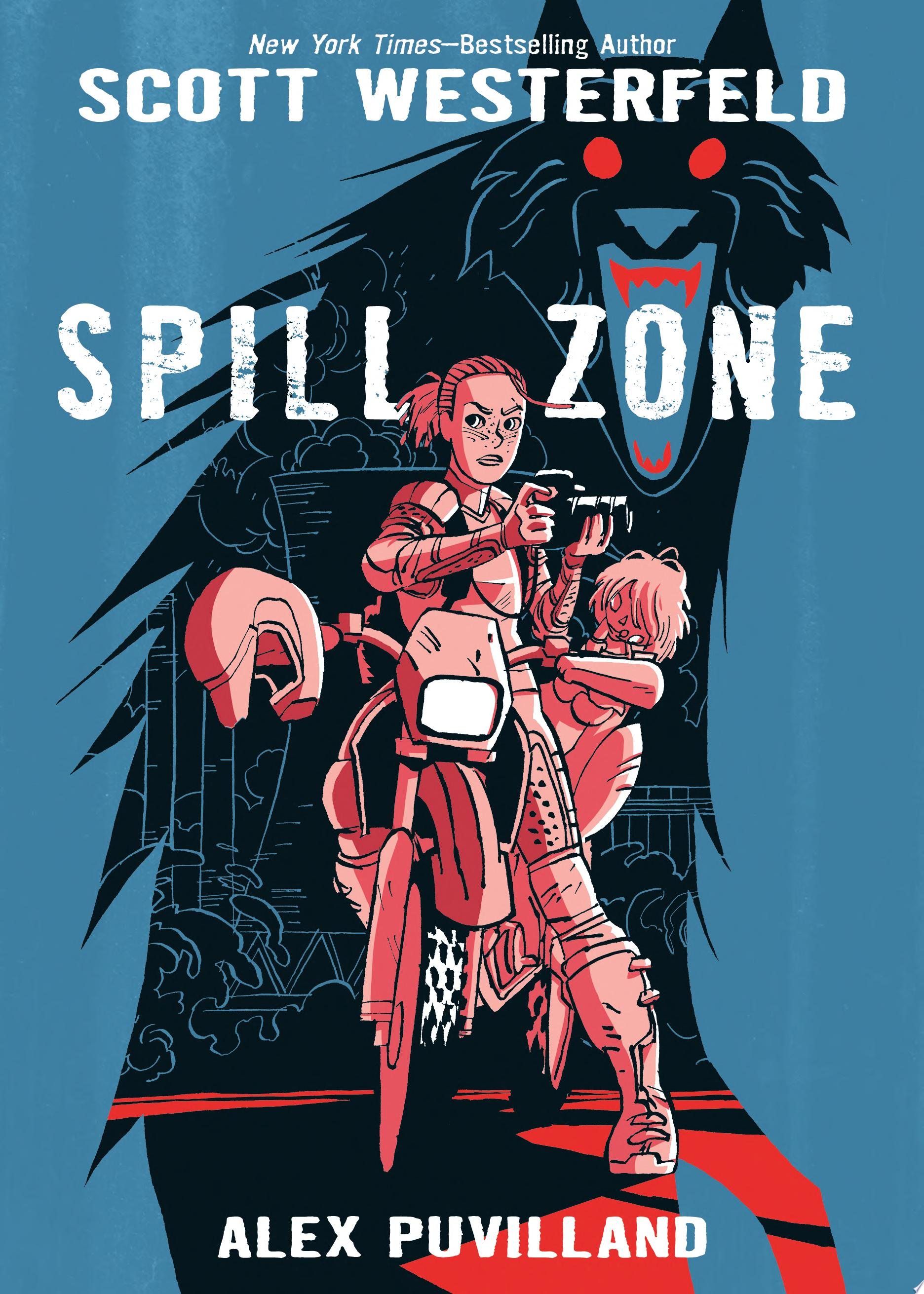 "Image for ""Spill Zone"""