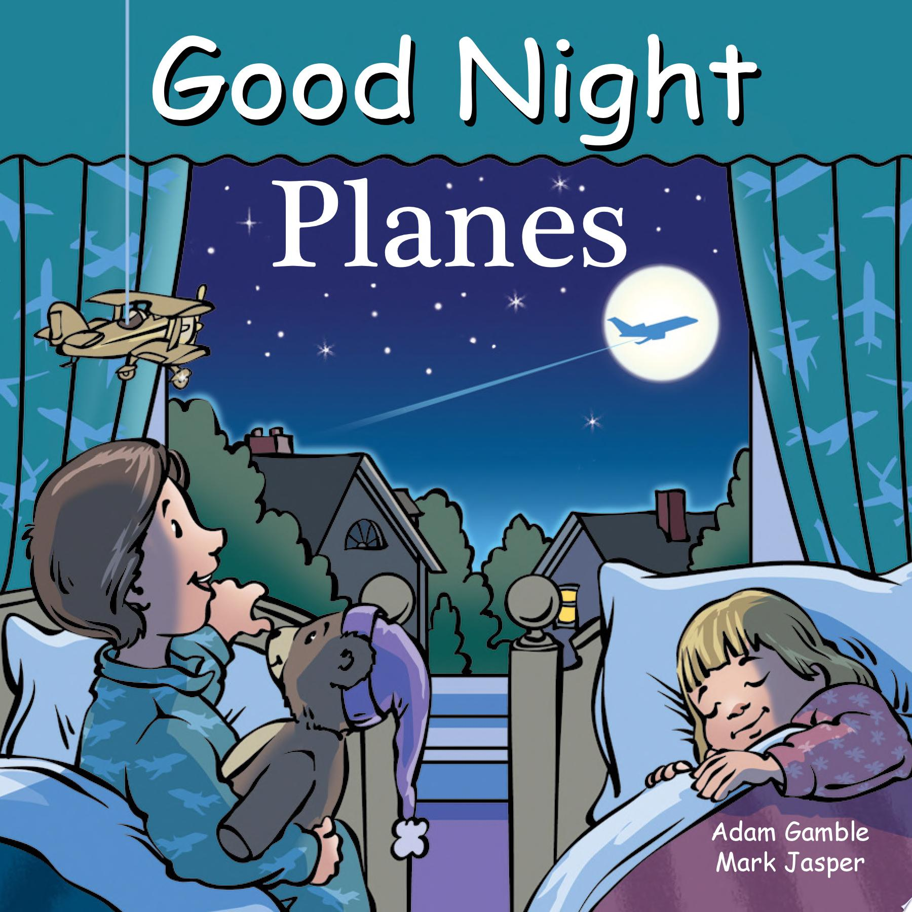"Image for ""Good Night Planes"""