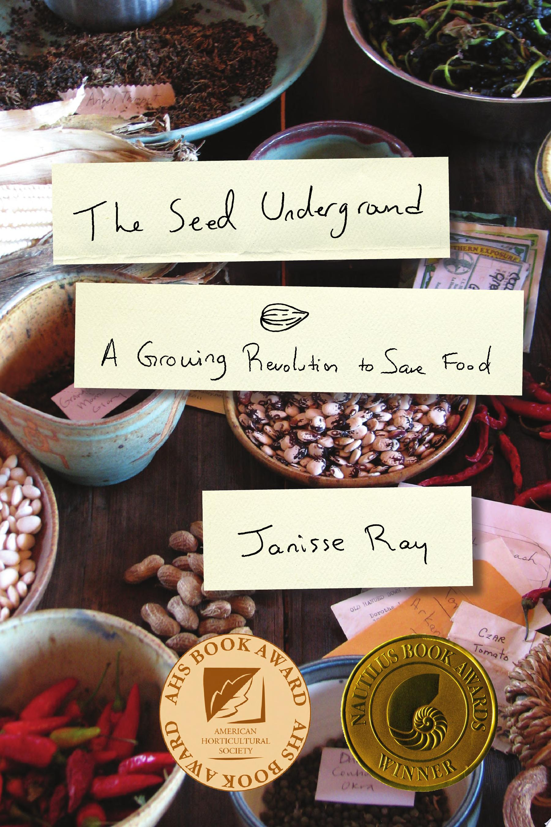 "Image for ""The Seed Underground"""
