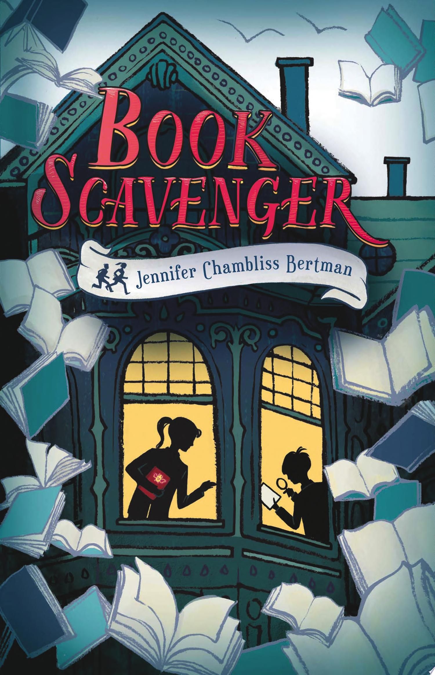 "Image for ""Book Scavenger"""