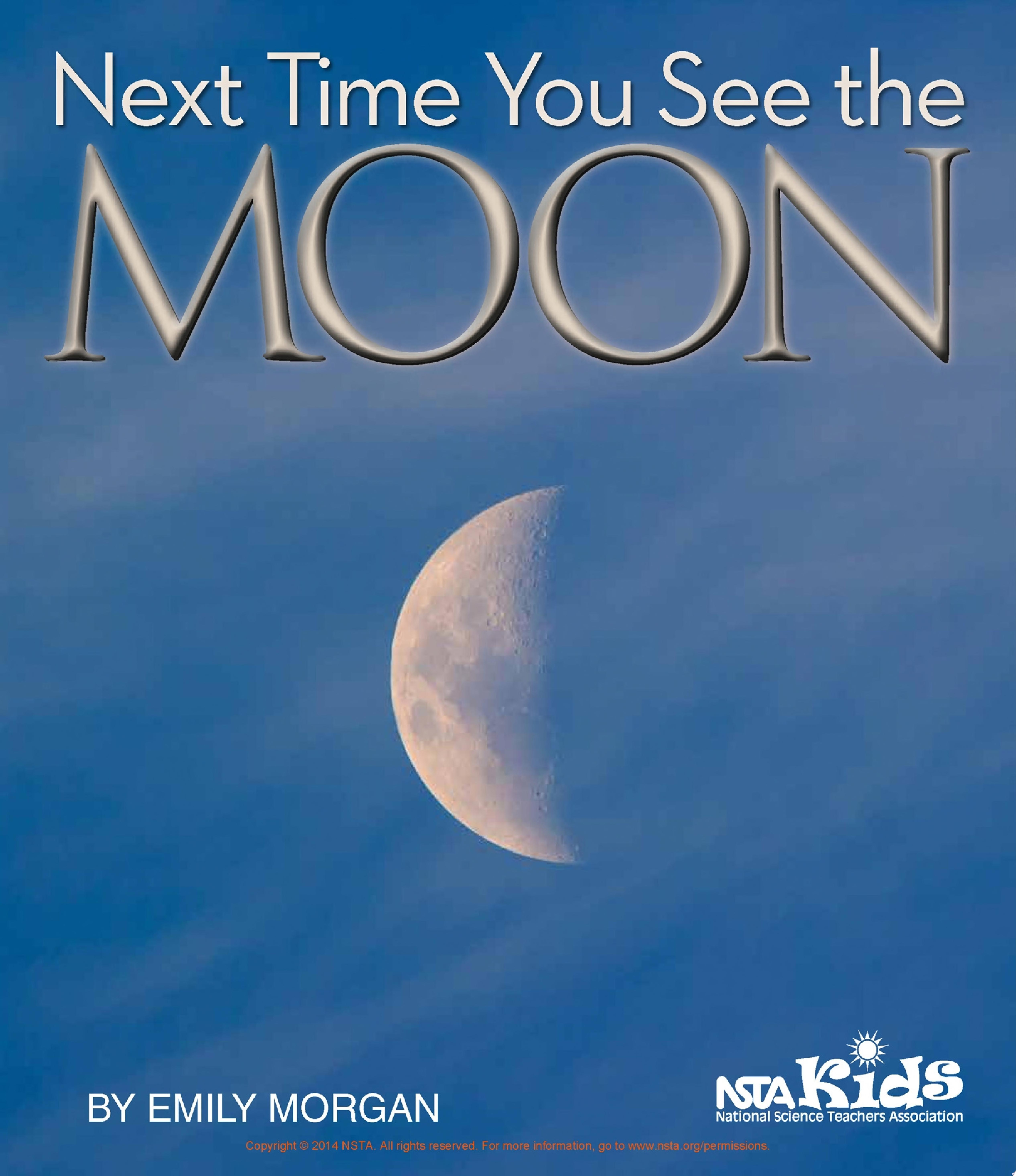 "Image for ""Next Time You See the Moon"""