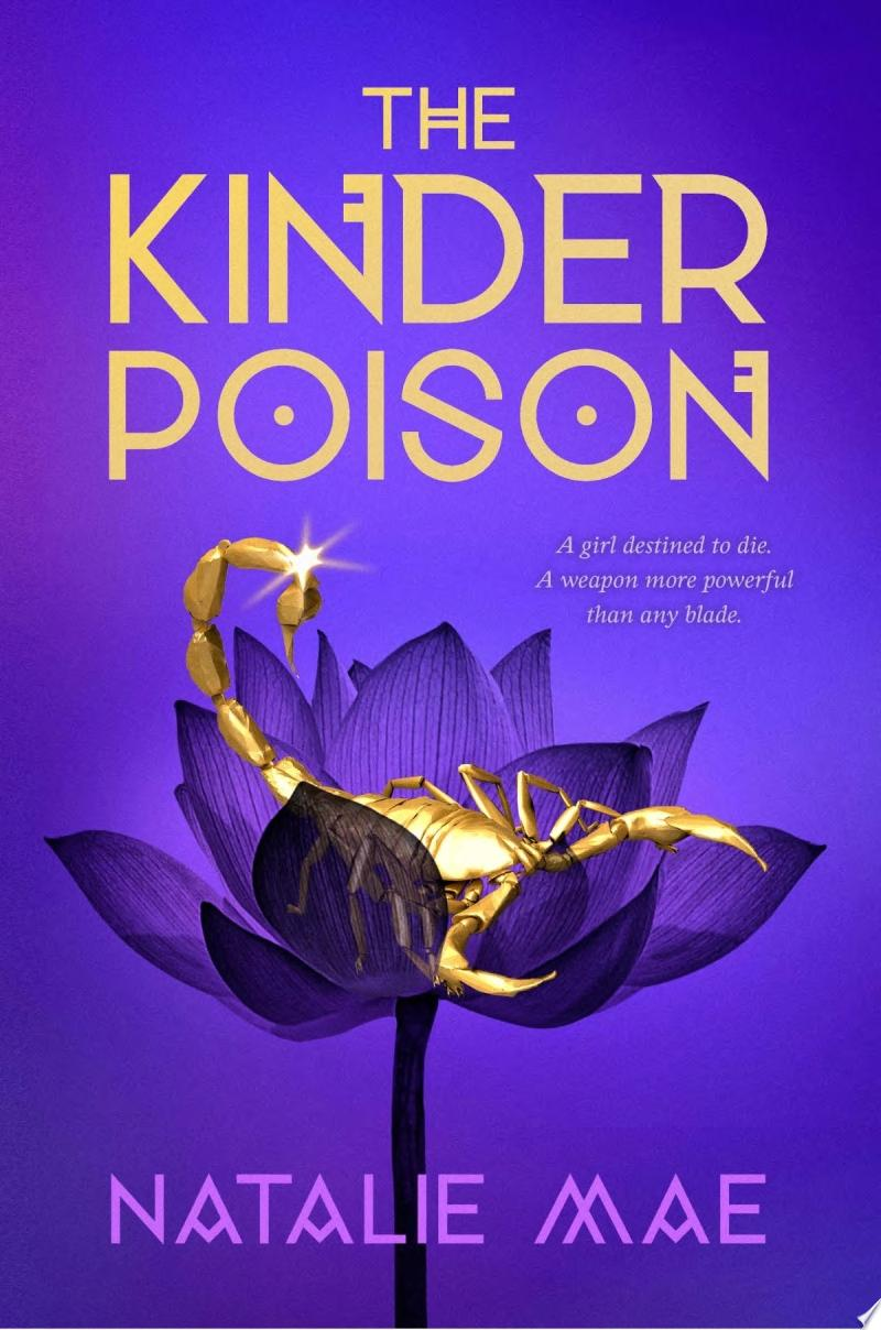"Image for ""The Kinder Poison"""