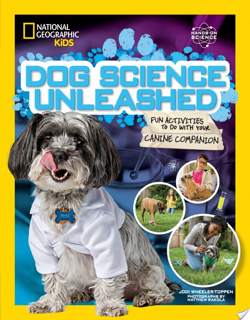 "Image for ""Dog Science Unleashed"""