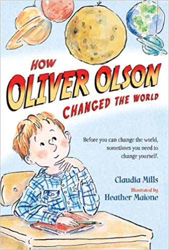"Image for ""How Oliver Olson Changed the World"""